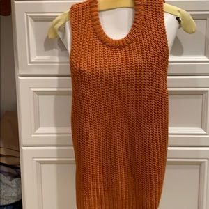 Gentle Fawn knit tank top XS